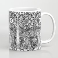 deco Mugs featuring deco by OVERall
