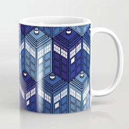Infinite Phone Boxes Coffee Mug