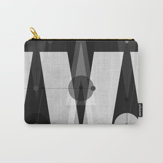 Geometric/Abstract 17 Carry-All Pouch