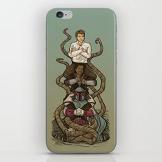 No Turning Back Now iPhone & iPod Skin