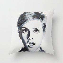 Twiggy Throw Pillow