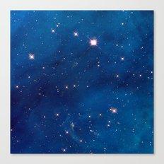 Space 07 Canvas Print