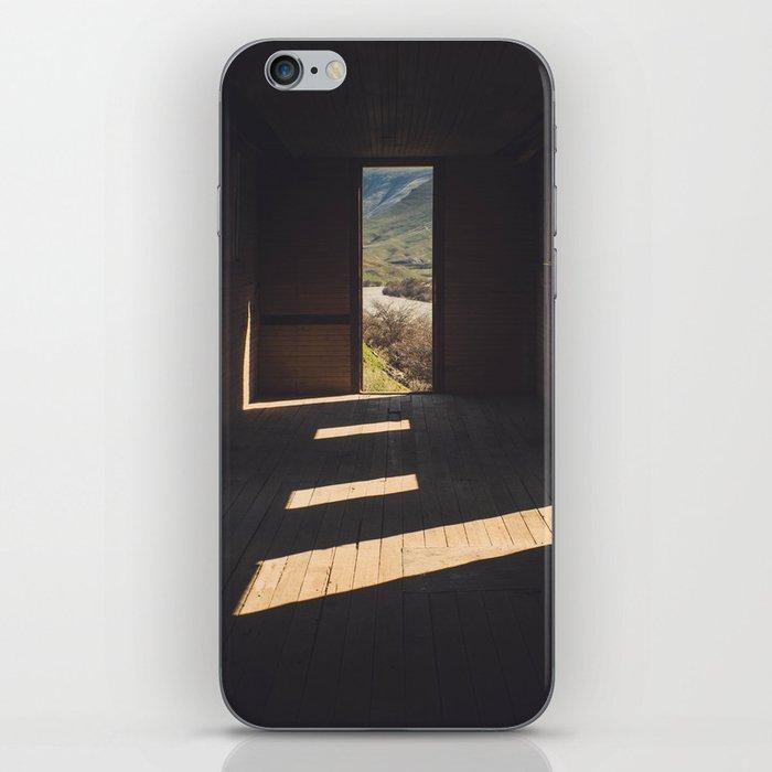 Room in the High Desert iPhone Skin