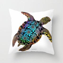 Terrapin 3 Throw Pillow