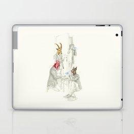 La identidad Laptop & iPad Skin