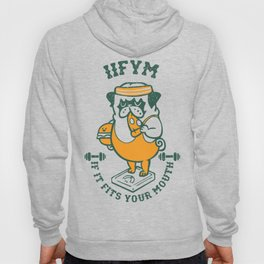 IIFYM (If It Fits Your Mouth) Hoody