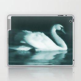 Lone Swan Laptop & iPad Skin