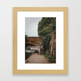 Afternoon Stroll   London Framed Art Print