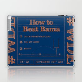 How to beat Bama Laptop & iPad Skin