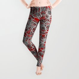 I Want to Ride My Bicycle Leggings