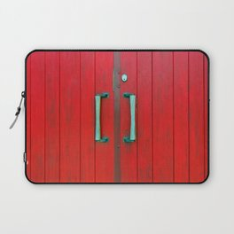 Church Door Laptop Sleeve