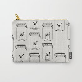 Kissing The Jar Carry-All Pouch
