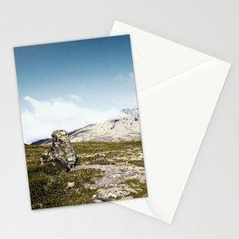 Snæfellsjökull, Snæfellsnes, Iceland Stationery Cards
