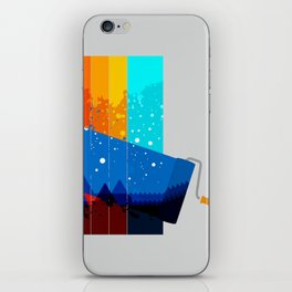 Ocean and a Rock iPhone Skin