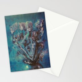 Instant Flowers Stationery Cards