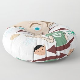 SHELDON Floor Pillow
