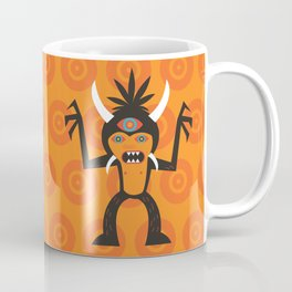 3 Eye Monster Coffee Mug