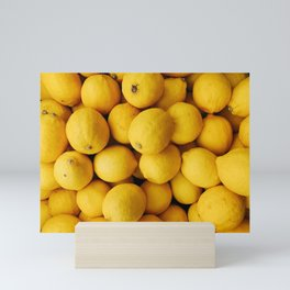 Lemons Mini Art Print