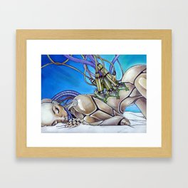 Bandolier Framed Art Print
