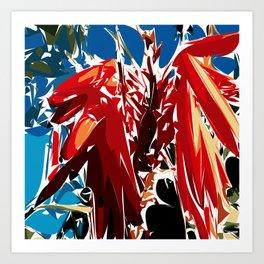 Umbala Art Print