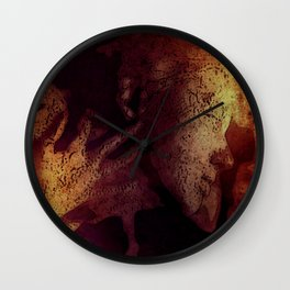 Touched By An Angel Wall Clock