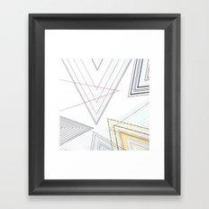 Ambition #1 Framed Art Print