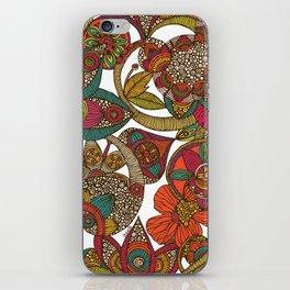 Ava's garden iPhone Skin
