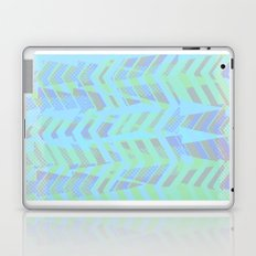 Seaside Chevron Laptop & iPad Skin