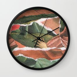 Analog Renaissance I Wall Clock