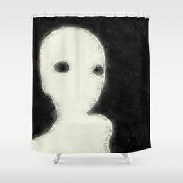 Alien Dream Shower Curtain