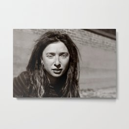 Dreadlocks and Wanderlust Metal Print