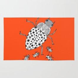 Roach Family Rug
