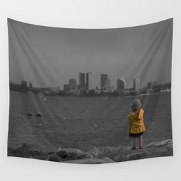 world citizen Wall Tapestry