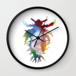 louse Wall Clock