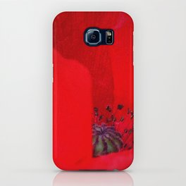 poppy inside iPhone Case