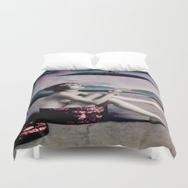 Conspiracy Theories  Duvet Cover