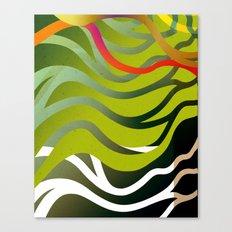 Eau Canvas Print