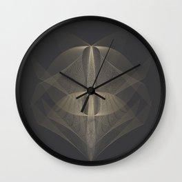 bug Wall Clock