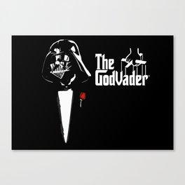 The God... Canvas Print
