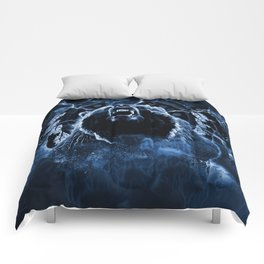 CHIEF CHARGING BEAR Comforters