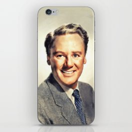 Van Johnson, Vintage Actor iPhone Skin