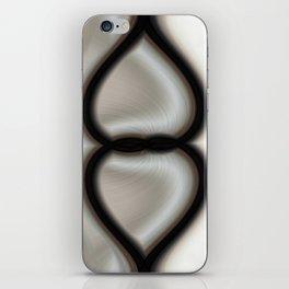 Linked Hearts iPhone Skin