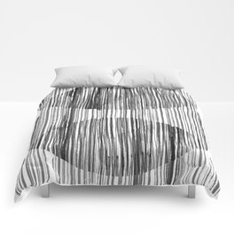 Monastery Striped Circles Comforters