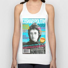 COSMARXPOLITAN, Issue 13 Unisex Tank Top
