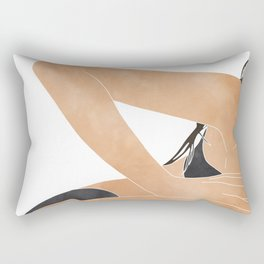 rising Rectangular Pillow