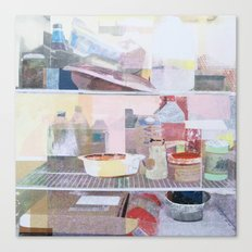 Starving Artist (E.M.D) Canvas Print