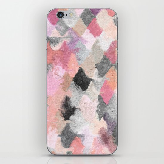 Summer Pastels iPhone & iPod Skin