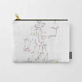 Candelabra Carry-All Pouch