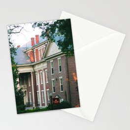 Roanoke College in the Morning Light Stationery Cards