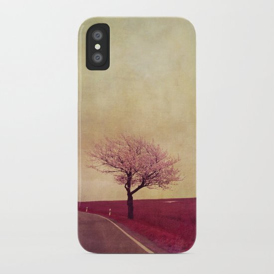 spring field iPhone Case